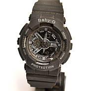 Женские часы наручные  Baby-G Черные