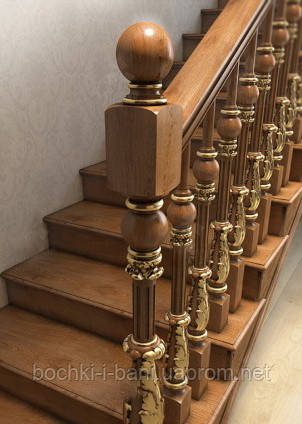Элементы лестниц. Навершия., фото 2