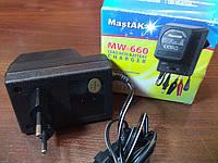 Зарядное устройство для свинцово-кислотных аккумуляторных батарей 6 В / 12 В MastAK