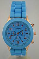 Женева - голубая