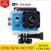 Экшн камера F60 4K WiFi LCD 2.0