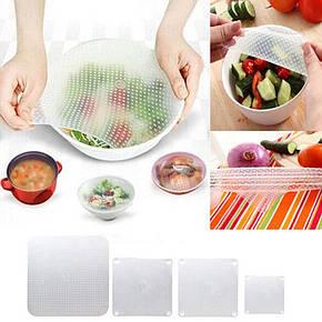 Плівка Stretch & Fresh для зберігання продуктів., фото 2