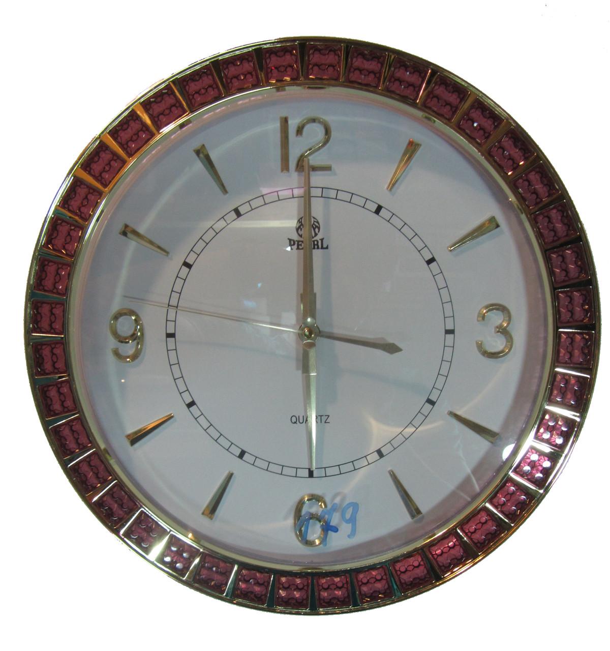 Часы настенные Pearl pl179