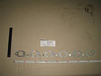 Прокладка выпускного коллектора 3380 , 1008045_6DF1 FAW