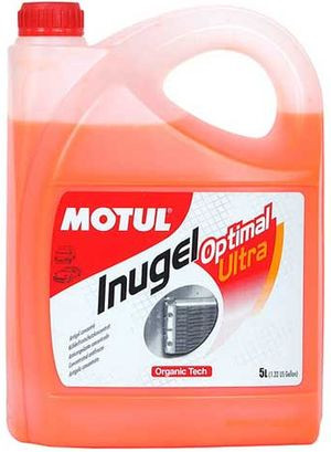 Антифриз MOTUL INUGEL OPTIMAL ULTRA 5л (818106)