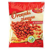 Орешки арахис в карамели Salino, 100 гр