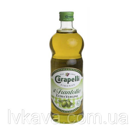 Оливковое масло  Сarapelli il Frantolio extra vergine , 1 л, фото 2