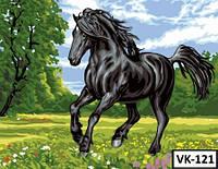 Картина на холсте по номерам VK 121 40x30см