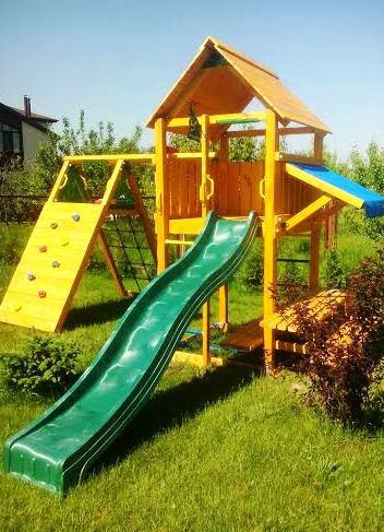 Детская площадка Джангл Джим Кэбин клаймб пикник