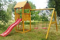 Детская площадка Клаб Свинг