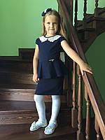 Школьный сарафан для маленьких принцесс. Разные цвета. ШС-08