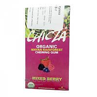 Жевательная резинка ягодная органическая Chicza 15г