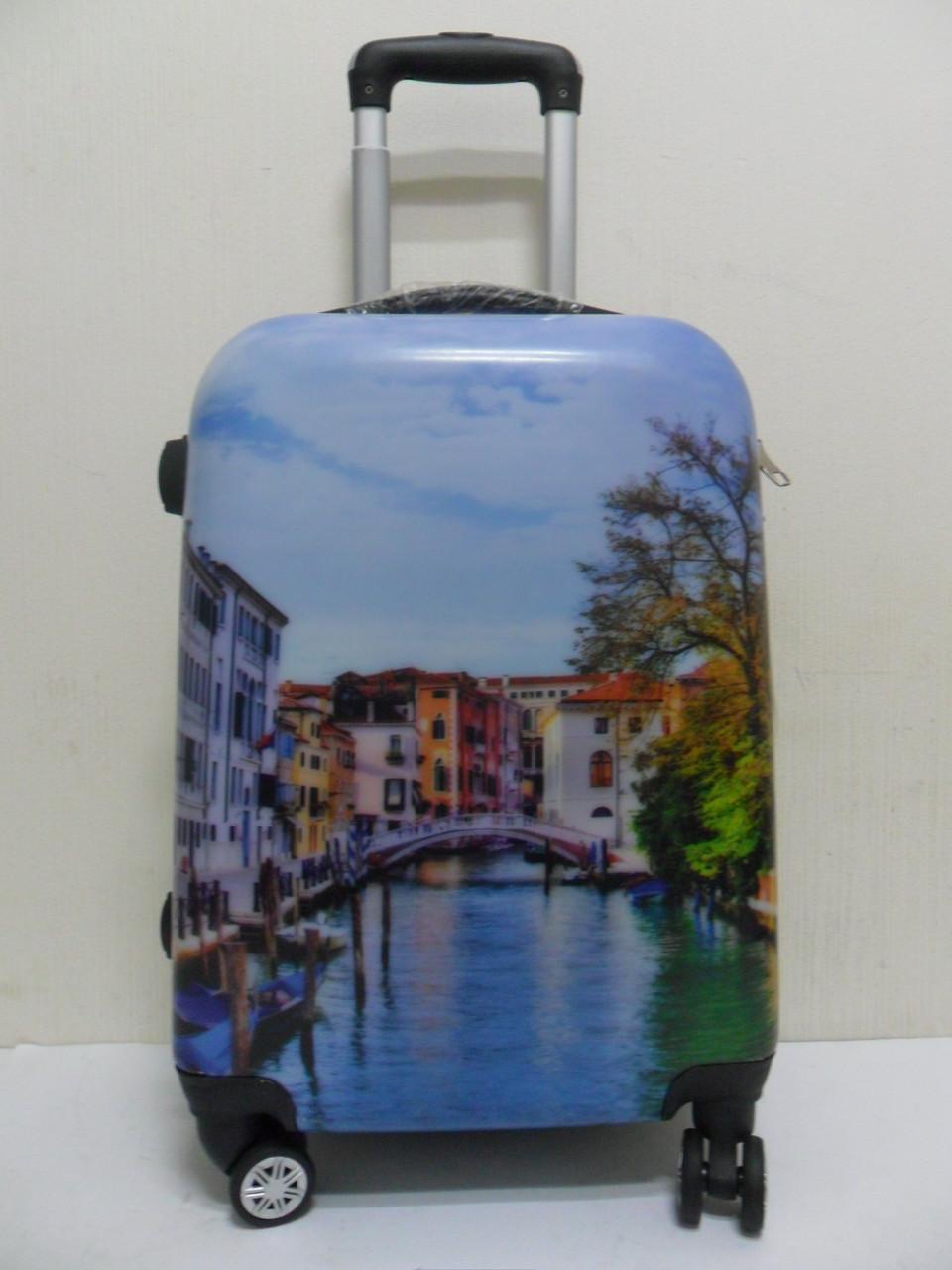 "Чемодан поликарбонат ""Suitcase"" - Венеция."