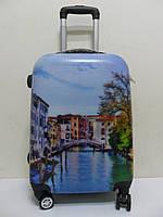 "Чемодан поликарбонат ""Suitcase"" - Венеция., фото 1"