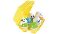 """Сортер для малышей """"Забавные яйца"""", ТМ Tomy"""