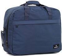 Качественная сумка дорожная из полиэстера Members Essential On-Board Travel Bag 40 Navy, 922784 синий
