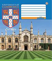 Тетради Зошити України  24 листа в клетку CAMBRIDGE History -16