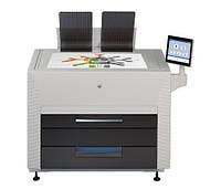 Многофункциональная широкоформатная цветная система печати KIP 890 + сканер KIP 2300