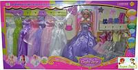 Кукла с нарядами и аксессуарами для Барби Defa Lucy 8027