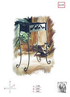 Мангалы кованые (ма-16) киев