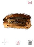Мангалы кованые (ма-18) киев