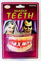 Зубы (челюсти) Хэллоуин - Прикол