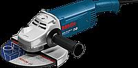 Угловая шлифмашина Bosch GWS 20-230 H Professional (2000Вт; 6600/мин; 230мм) 0.601.850.107
