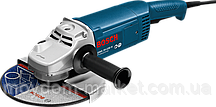Кут.шліфмаш. Bosch GWS20-230H Prof. (2000Вт; 6600/хв; 230мм) /0.601.850.107