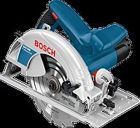 Пила дискова Bosch GKS190 Prof. циркул.ручна (1,4кВт; 190х30мм; гл.70мм; 4,2кг) 0.601.623.000, фото 1