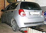 Фаркоп Chevrolet Aveo (хэтчбек) 2006-, фото 3