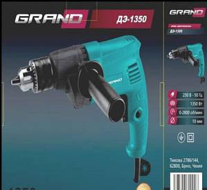 Дрель Grand ДЭ-1350M