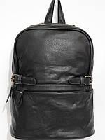 Рюкзак супер кож.зам черный, фото 1