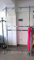 Торговая стойка для одежды