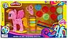 Пластилин Play-Toy с игрушкой Пони SM8007А
