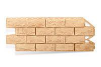 Цокольный сайдинг/Фасадные (облицовочные) панели под камень клинский