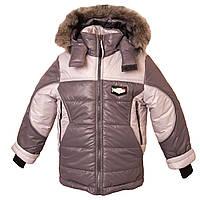 Зимняя куртка для мальчика Т-04 38