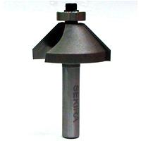 Концевая кромочная фреза под 45 градусов Sekira 18-015-350