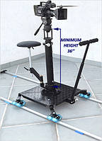 Операторская тележка PROAIM Supreme 4 Legged Track Dolly with Bazooka
