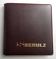 Альбом для монет SCHULZ (Польша) карманный, на 72 монеты