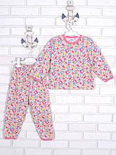 Пижама Русалочки, малиновый