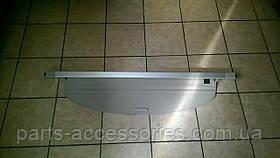 Серая шторка полка в багажник Nissan Rogue 2014-17 новая оригинальная