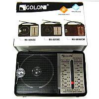 Радиоприёмник   Golon RX-606AC (сеть+батарейки)