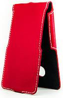 Чехол Status Flip для Microsoft Lumia 540 Red