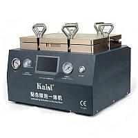 Вакуумный ламинатор дисплеев 12 дюймов Kaisi KT-101
