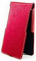 Чехол Status Flip для Nomi i505 Jet Red