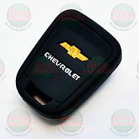 Чохол для брелока Chevrolet (944) силіконовий