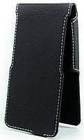 Чехол Status Flip для Nomi i507 Spark Black Matte