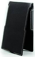Чехол Status Flip для Nomi i508 Energy Black Matte