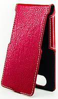 Чехол Status Flip для Prestigio 3457 Wize F3 Red