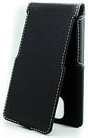 Чехол Status Flip для Prestigio 3504 Muze C3 Black Matte